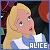 Alice in Wonderland: Alice: