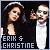 The Phantom of the Opera: Erik/The Phantom and Christine Daae: