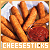 Cheese Sticks/Mozzarella Sticks: