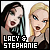 Lacy and Stephanie (10-31.net):